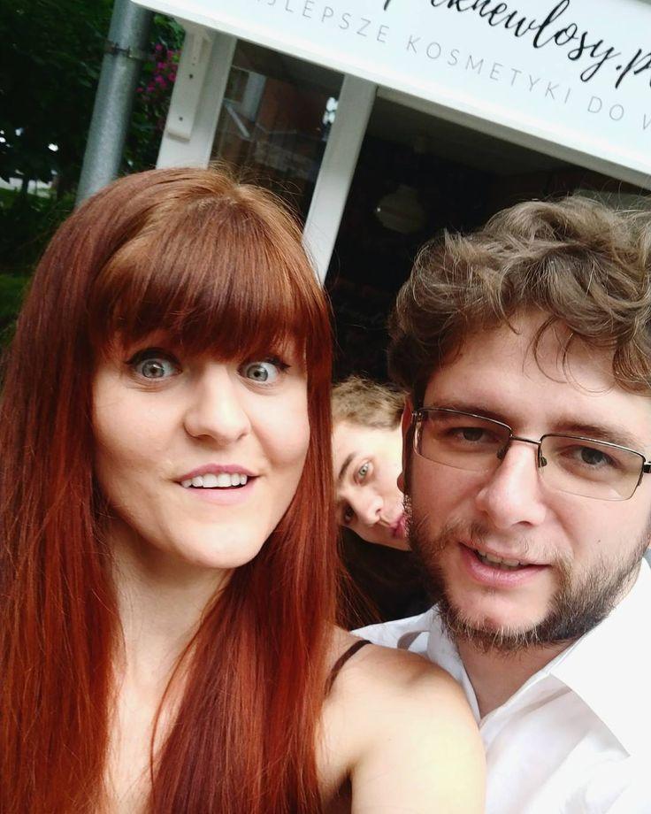 Kiedy kwas jabłkowy wejdzie za mocno... Za nami Marcin twórca warkuna. Właśnie czekamy na dzisiejszą pizzę kto wyruszy teraz to jeszcze się załapie!   #wwwlosypl #napieknewlosy #włosy #wlosy #wlosomaniaczki #wlosomania #gingerhair #instahair #hairofinstagram #hairoftheday #blog #blogger #rudewlosy #rude #henna #sklepagnieszki #saskakepa #warszawa #kosmetyki