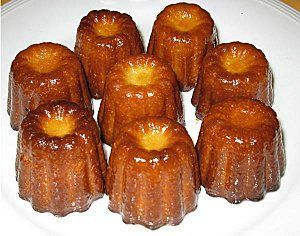 cannelés bordelais au thermomix