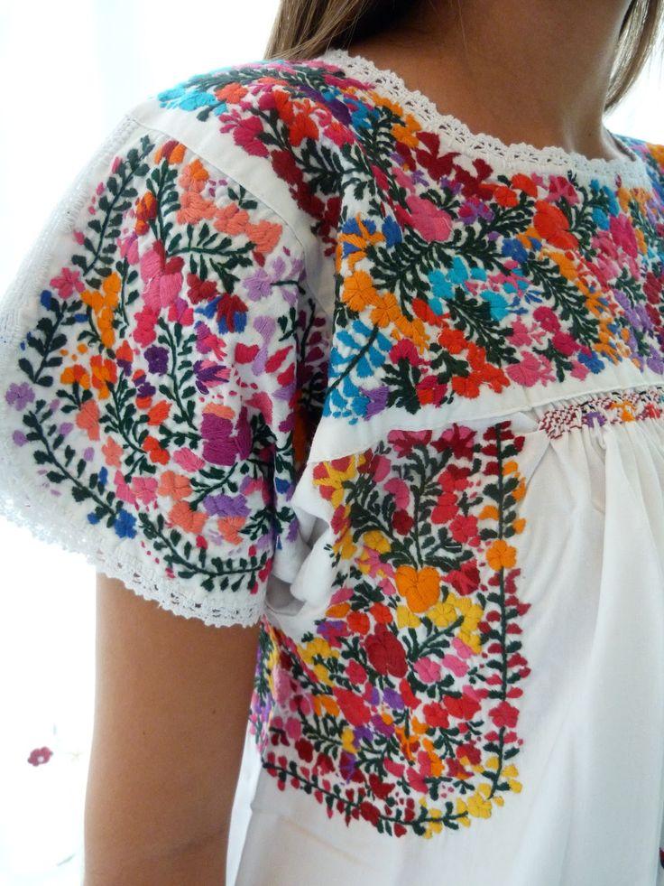 Vestidos Bordados Mexicanos | nosotros amamos los vestidos mexicanos