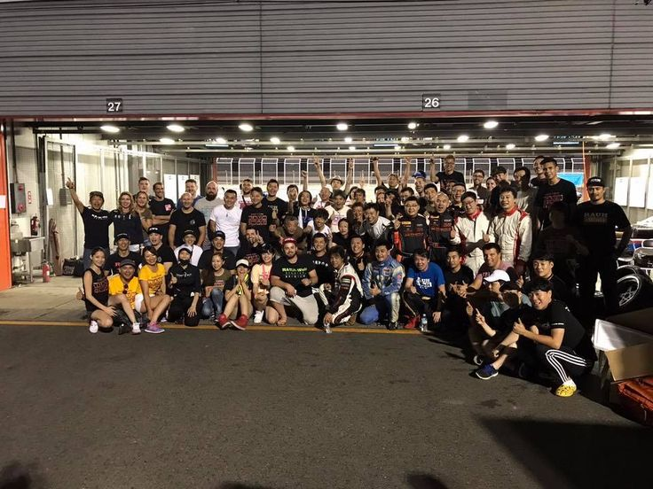Thank you for supporting RWB family's. We finish all five cars at 12 hours endurance race in Japan. God bless you all and see you next year at race!