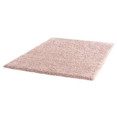 Vloerkleed Norell - shaggy roze - 160x230 cm | Leen Bakker