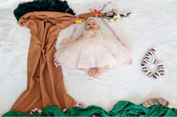 6 ay bebek konsepti