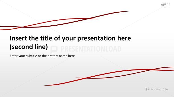 Free PowerPoint Presentation Templates for School & University