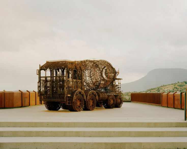 Derek Henderson Photographs Tasmanian Museum of Old and New Art for Nowness