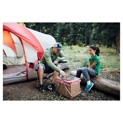 Wenzel Great Basin 10 Person Tent Red  sc 1 st  Pinterest & Wenzel Great Basin 10 Person Tent Red | 10 person tent Tent and ...