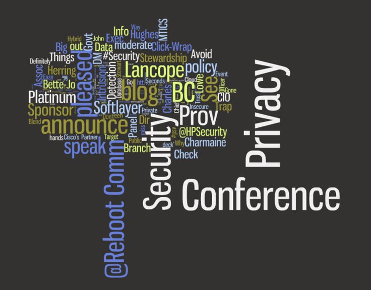 Covering #PSV2015: the 16th Annual Privacy and Security Conference, Victoria, BC