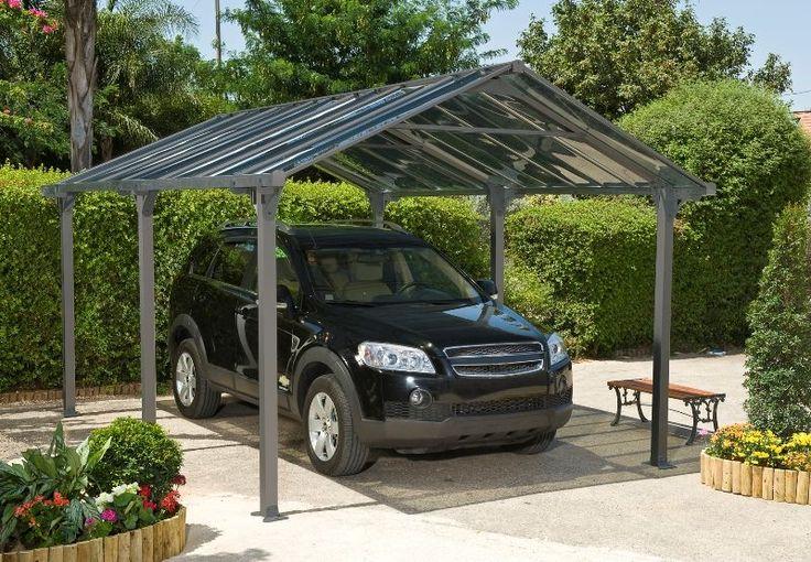 3 Car Metal Garage Kits Carport All Metal Carports