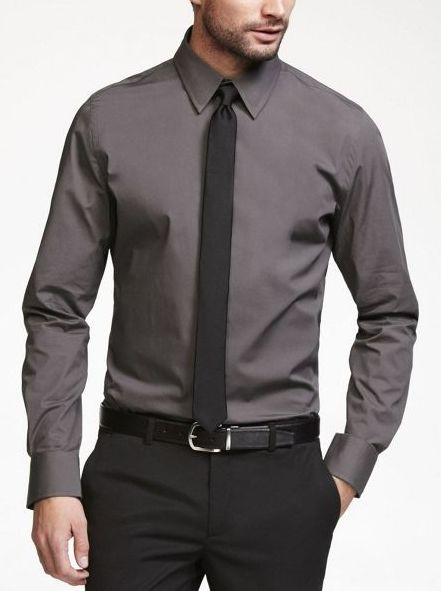 37 best images about shirt tie combos on pinterest for Express shirt and tie