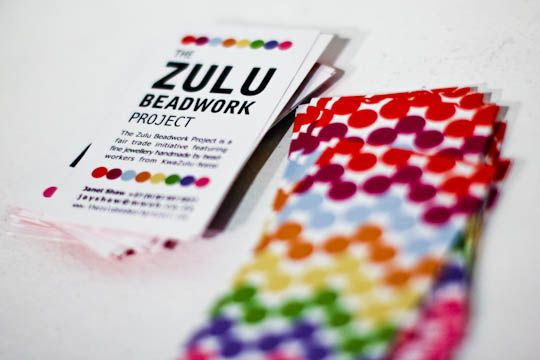 Zulu Beadwork Project