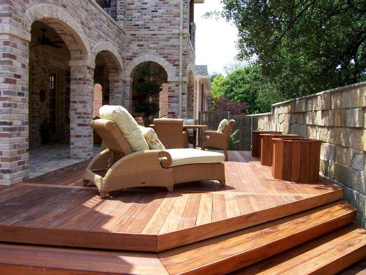 Decks+and+patios+pictures | Patios, Decks, U0026 Driveways Of Pattern