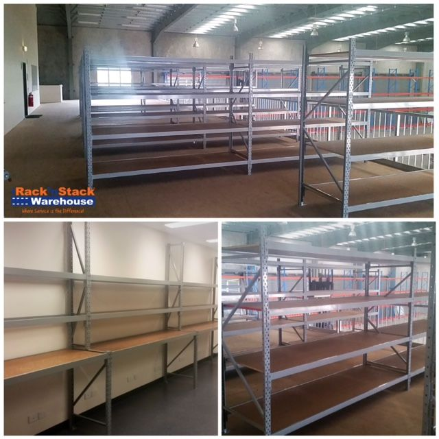 Longspan shelving offers you virtually unlimited opportunities to expand your storage capacity, giving you higher density storage and great flexibility no matter what your storing. #garage #warehouse #shelvingsystems