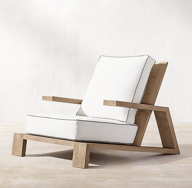Search Results Rh In 2020 Lounge Chair Outdoor Teak Lounge