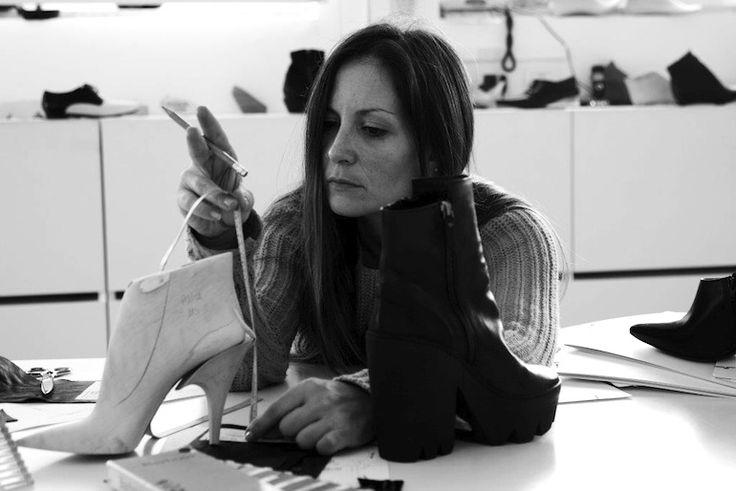 Silvia Curzi, Vic Matié designer