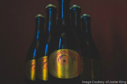 mybeerbuzz.com - Bringing Good Beers & Good People Together...: Jester King Introduces Calvados Barrel Aged Aureli...