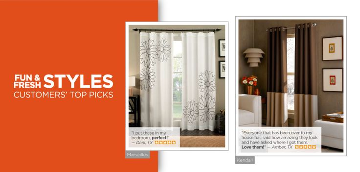 Curtainworks.com - Curtains, Drapes, Valances, Hardware For Your Window (at great prices!)