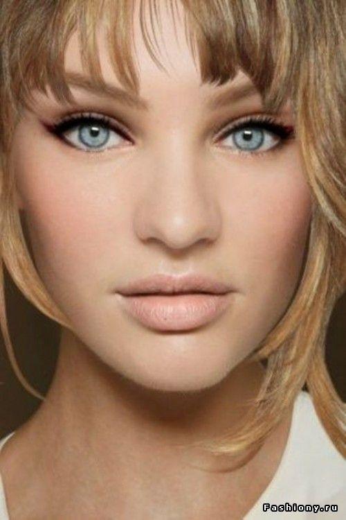 Стрелки: мастер-классы и советы / повседневный летний макияж со стрелками