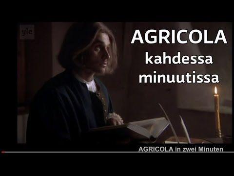 Der finnische Reformator Mikael Agricola in zwei Minuten - YouTube