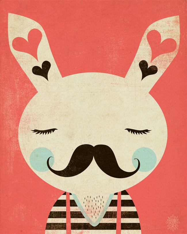 Andrew Bannecker: adorable illustration