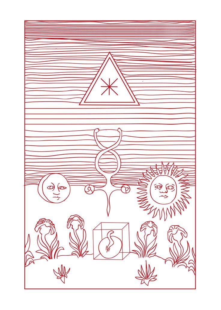 illustration of my Codex Veritatem