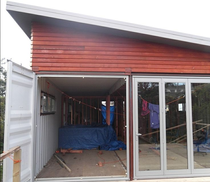 Useful information and guides for shipping container homes for Shipping container kit homes