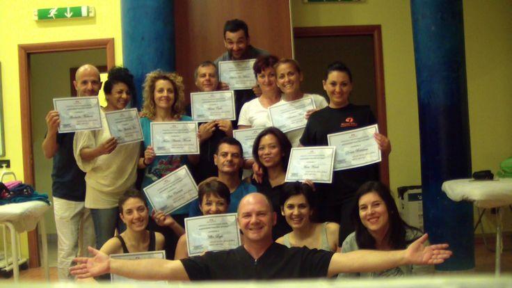 Corso di MassaggioThai sul Lettino
