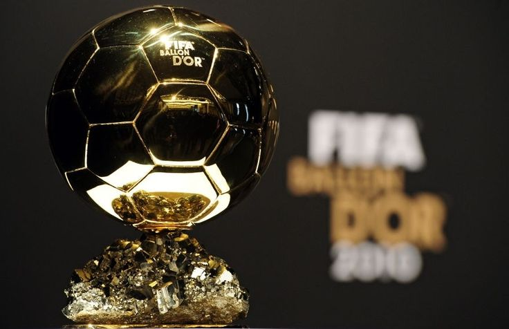 The golden ball is the most important trophy that its given in football with regard to the individual work of the players.