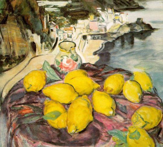 'Amalfi', 1937 - István Csók (1865–1961)