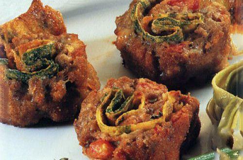 Rulo Köfte Tarifi | Mutfakta Yemek Tarifleri