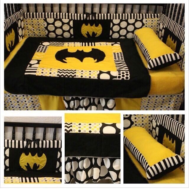 Batman Nursery!!! Must have for a boy!!