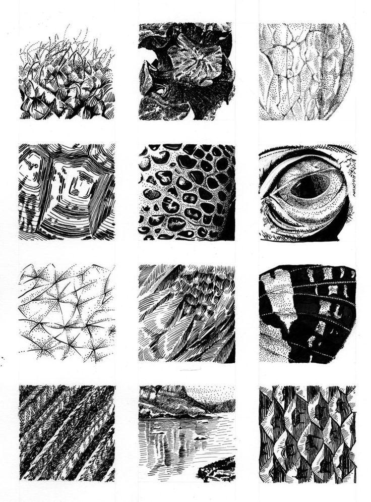 Изображение текстуры объектов