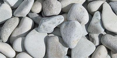 Natural Green #StonePebbles