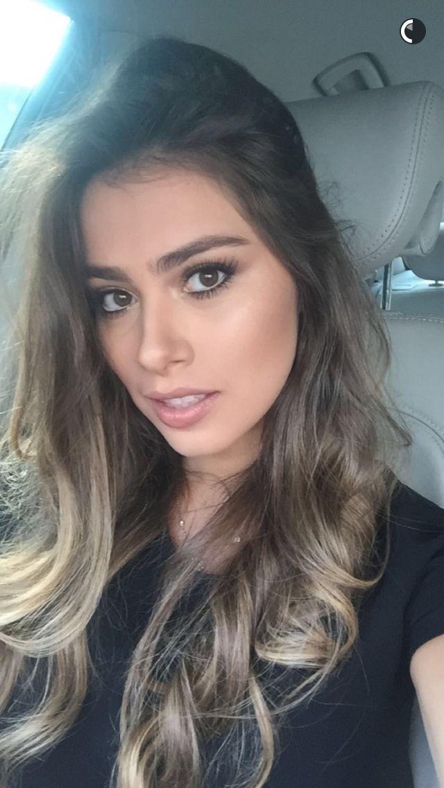 Gabriella lenzi makeup:jimmypaladino