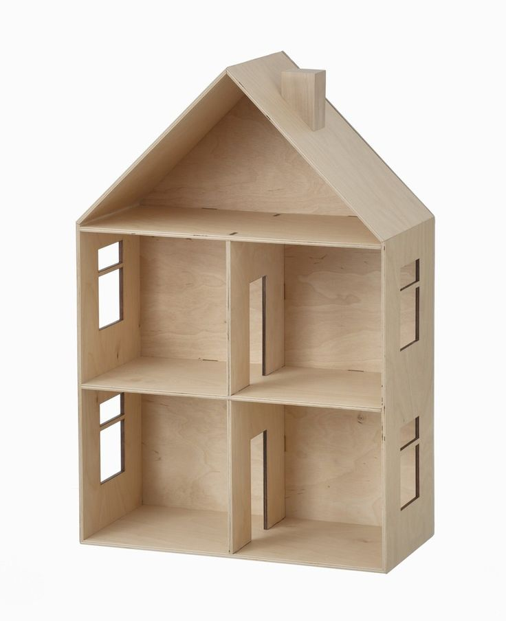 25+ Best Ideas About Wooden Dollhouse On Pinterest