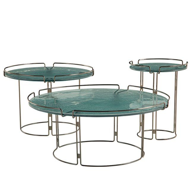 277 best images about tables tables basses et tables d for Table bout de canape en verre