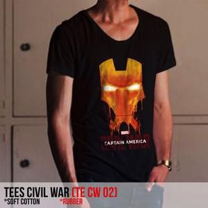 Kaos Hitam Civil War (TE CW 02)