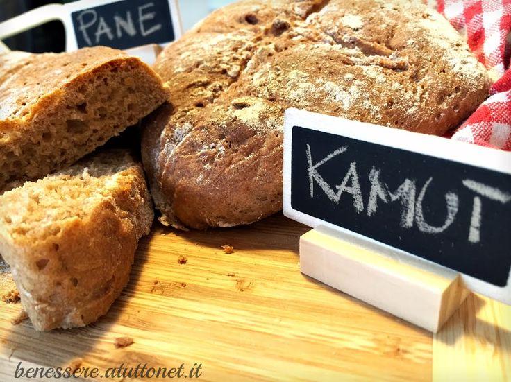 Pane con farina di Kamut