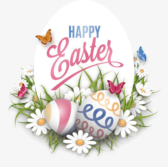 Vector Painted Easter Eggs Vector Painted Easter Png Transparent Clipart Image And Psd File For Free Download Happy Easter Card Happy Easter Wishes Happy Easter Wallpaper