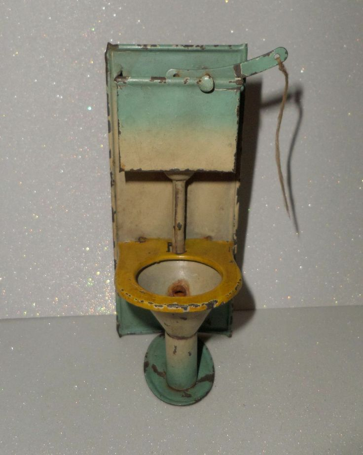 Vintage Toy Potty : Best images about mini toilet on pinterest toilets
