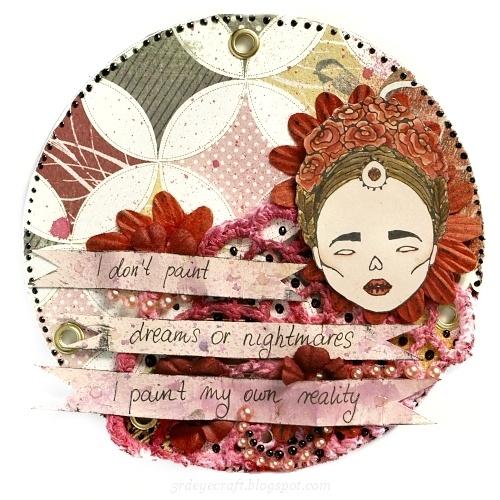 3rd Eye <3 http://3rdeyecraft.com/ <3 #stamping #stamp #craft #cd