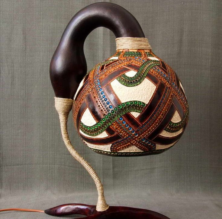 31 Best Images About Gourd Lamps On Pinterest Starfish