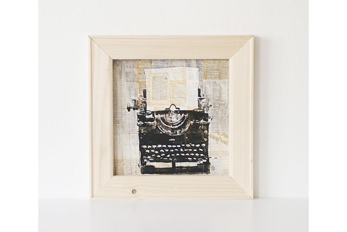 Black Typewriter by Black Owl on hellopretty.co.za