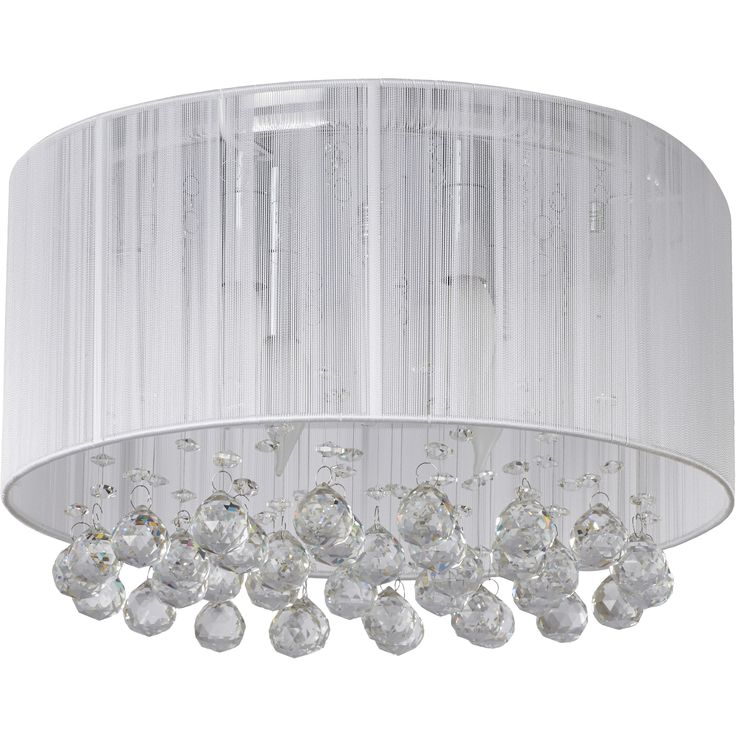 Mercer41 Favreau 4 Light Flush Mount