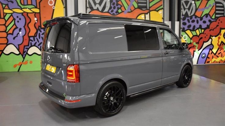 Solid Pure Grey         VW           Transporter for Sale |            South Yorkshire