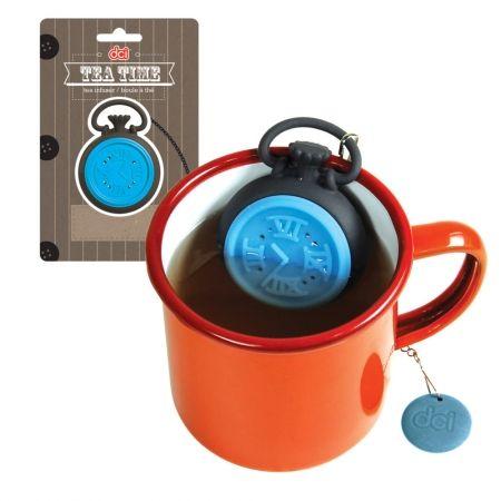 Tea Time Infuser: Blue   dci