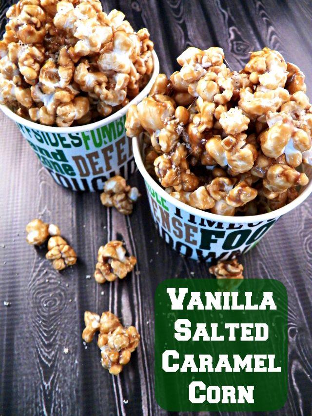 vanilla salted caramel corn salted caramel popcorn caramel corn salted ...