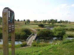 Milden Golf Course, Milden, Saskatchewan