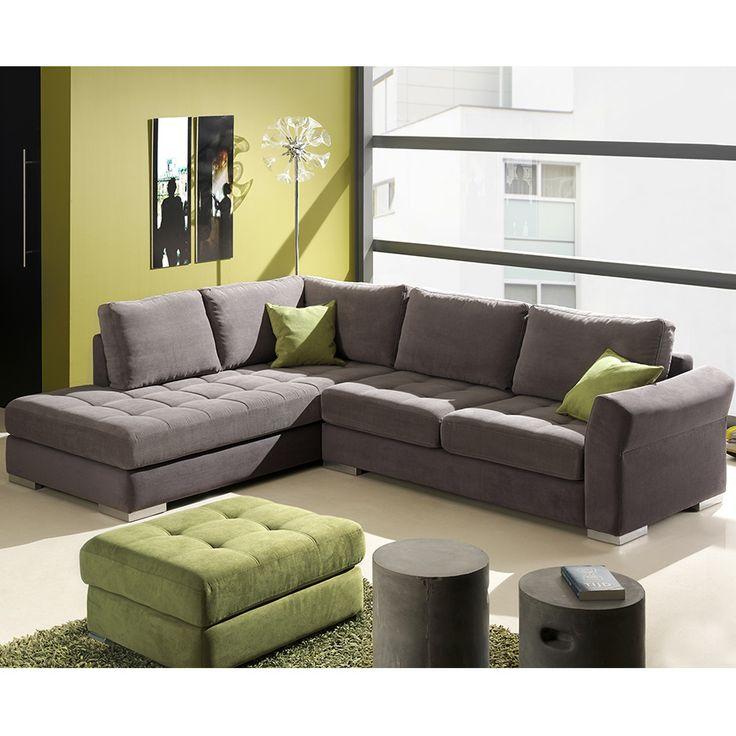 1000 id es sur le th me canap de tissu sur pinterest canap s coupe transversale en cuir. Black Bedroom Furniture Sets. Home Design Ideas