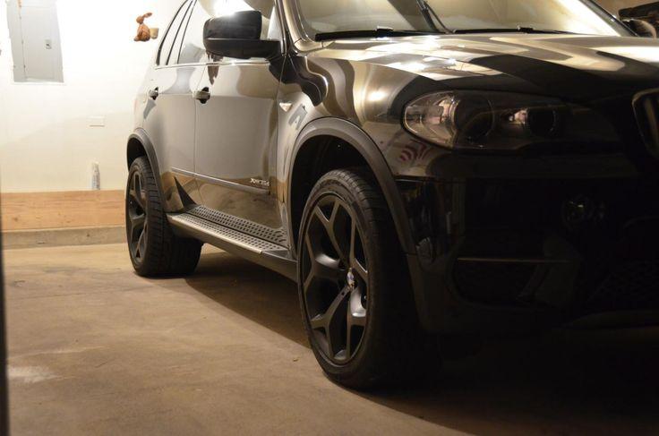 BMW X5 2009 – Jante Infoliate Folie Auto Lichida –