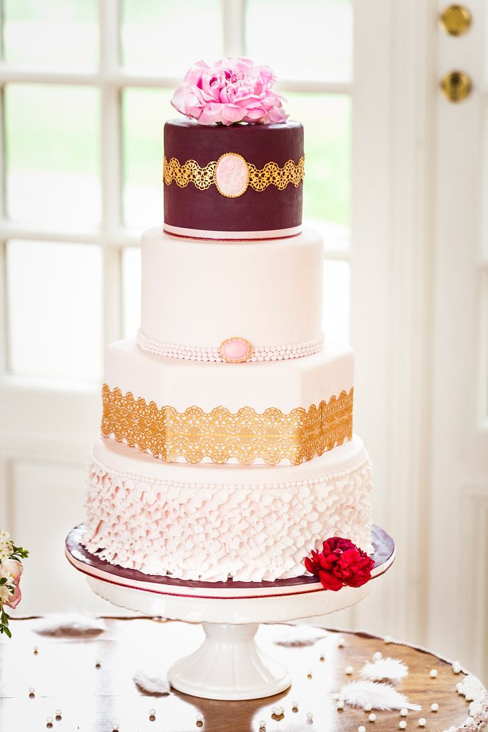 Tiffany Hochzeit Inspiration #Christina_Eduard_Photography #Anna_Karenina #Hochzeit #Hochzeitstorte #Sweet_Table #Dessert_Table #Wedding_cake
