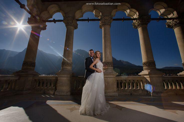 Sedinta foto de nunta Castelul Cantacuzino-Pricop Iulian